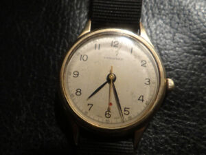 Rare Gold Longines 9K Vintage Cal  12.68N (sell/trade)