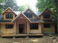 Johnson log home restorations