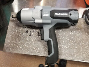 Maximum Nut Busting Impact Wrench (Corded)