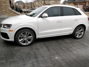 Audi q3 fully loaded - lease 391 per month