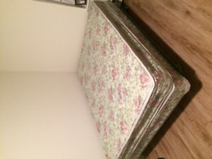 Free Double bed - pick up only