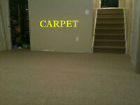Carpet Installation, Repair and more...CARPET SPECIALISTS!