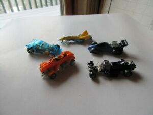 HOT WHEELS - CARS AND TRUCKS - SOME VINTAGE
