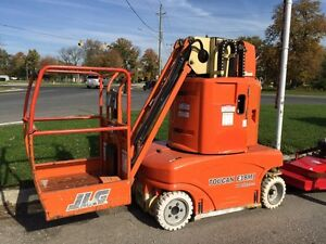 JLG TOUCAN E18MJ Articulating Man lift