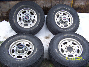 GMC Truck Tires for Sale