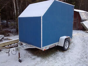 Cover or Customize Trailers