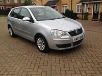 2007 Volkswagen Polo 1.4 TDI S 5dr