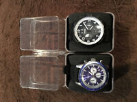 2 FOSSIL WATCHES FOR SALE !!!