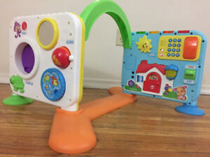 Fisher-Price Laugh &Amp; Learn Crawl-Around Learning Center