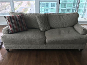 Custom Made and Comfy Couch