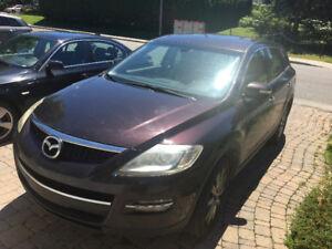Mazda CX9 GT