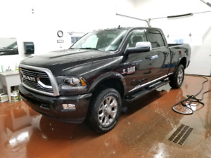 2018 Ram 3500 Limited Tungsten Edition Crew Cab 4x4