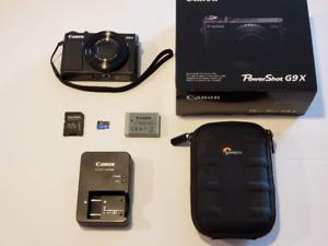Appareil photo Canon PowerShot G9 X