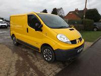 2011 11 Renault Trafic 2.0dCi NO VAT