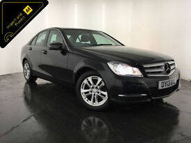 2013 MERCEDES-BENZ C200 EXESECUTIVE SE CDI 1 OWNER SERVICE HISTORY FINANCE PX