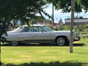 1977 Chrysler New Yorker Excellent Condition!