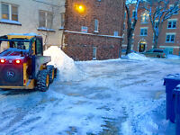 WPG Snow Removal - Professional & Insured >> Call 204-963-5133
