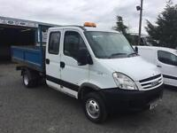 Iveco Daily TIPPER 35 C12 2.3 td LWB 3500 kgs 2007 07 Reg 2 owners from new
