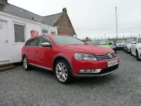 2013 (63) Volkswagen Passat Alltrack Bluemotion Tech 4Motion 2.0 TDI ( 140 bhp )