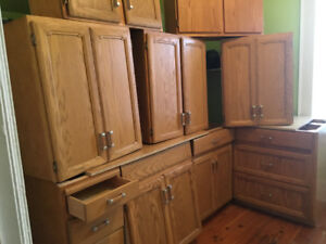 Hanover Cupboards 750.00