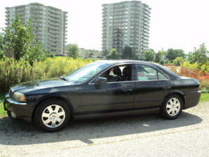 2005 Lincoln LS w/Luxury Pkg Sedan