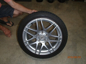 Nokian WRG3 All Weather/Winter Tires & Rims