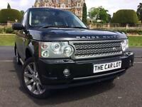 Land Rover Range Rover 3.0 Td6 auto 2005MY Vogue only 70000 miles FSH