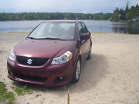 2008 Suzuki SX4 Sedan***Reduced***Low km, Beautiful Car