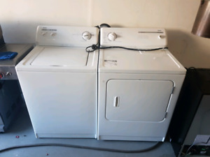 Washer and dryer  (Kenmore) for $199