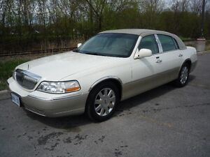 2005 Lincoln Town Car Berline