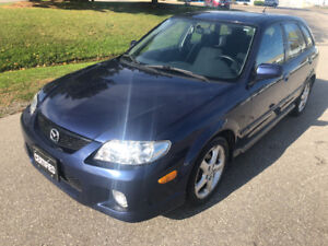 2002 MAZDA PROTEGE 5 - ONLY...61000KM!!! - CLEAN CARPROOF -$3995