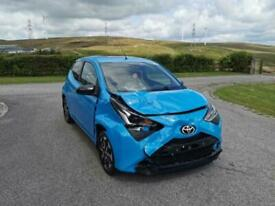 image for Toyota AYGO 1.0 X-TREND VVT-I 2019 (69) DAMAGED REPAIRABLE