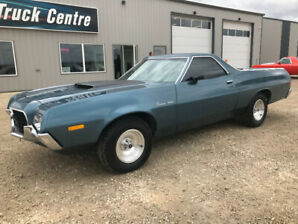 1972 Ford Ranchero 351C Restored