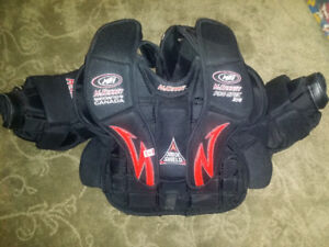 McKenney Pro Spec 370 Small Junior Goalie Chest Protector