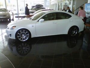 "Lexus IS350 / 250 F-Sport rims*19"" Staggered"