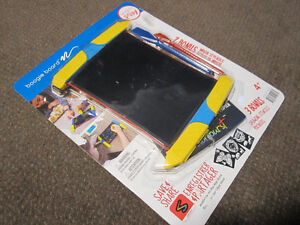 "Boogie Board Scribble 'n Play Set - new, in an opened ""box"""