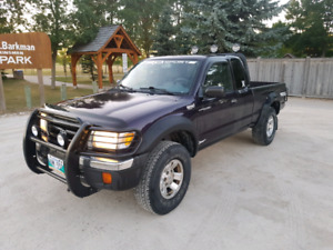 1999 toyota tacoma fresh safety clean title