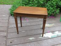 PIANO BENCH - REDUCED!!!!