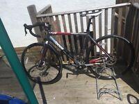 Boardman CX Team bike Cyclocross CX Road Bike and Commuter