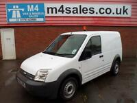 Ford Transit Connect T200 SWB 75 TDCI