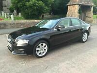 2009 09 Audi A4 2.0 TDI 143 BHP SE TURBO DIESEL 4 DOOR SALOON 6 SPEED MANUAL