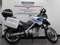W REG BMW F 650 GS, REALLY CLEAN EXAMPLE FOR NOT A LOT OF MONEY