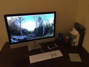 iMac 27 po avec écran Retina 5K