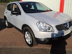 Nissan Qashqai 1.5dCi 2WD Visia GREAT FAMILY CAR GREAT MPG