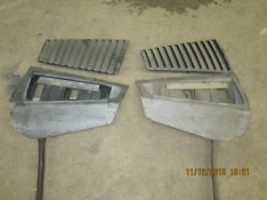 1967-68 mustang 1/4 panel vents
