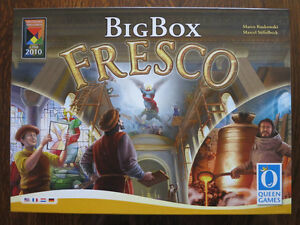 Jeu Fresco Big Box game