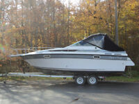 1989   25 foot   chis craft