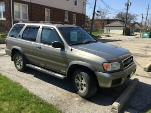 2003 Nissan Pathfinder 4x4 CHILKOOT EDITION SUV,