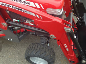 Massey Ferguson GC1710 -2015 clear out Gatineau Ottawa / Gatineau Area image 3