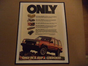 OLD CLASSIC CAR JEEP ADS Windsor Region Ontario image 3